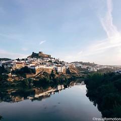 #monday #morning #sunrise #light on the town of #mertola #vsco #vscocam @algarvetourism #featuremealgarve #algarve #portugal #travel #travelgram #photooftheday #guardiantravelsnaps #igportugal #instatravel #visitportugal #traveling #travelphotography