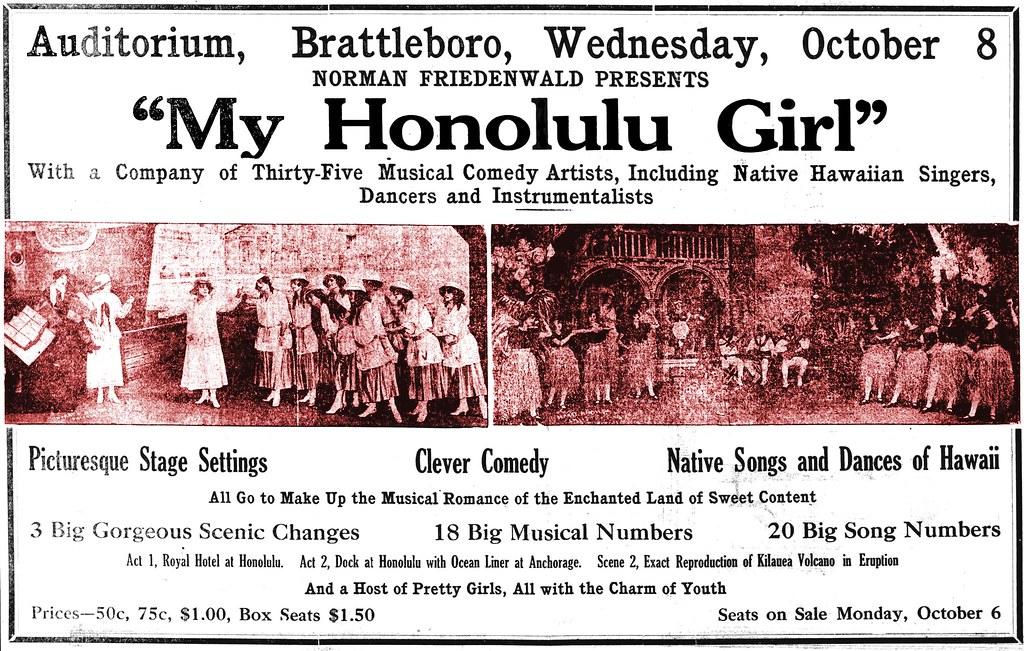 My Honolulu Girl - Battlebro
