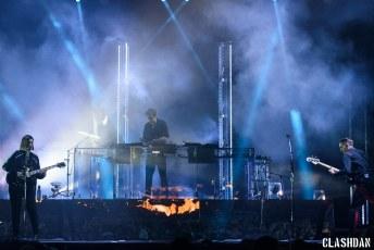 The XX @ Shaky Knees Music Festival, Atlanta GA 2017