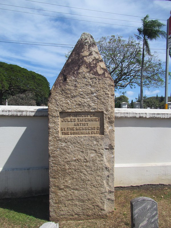 Picture from the Oahu Cemetery