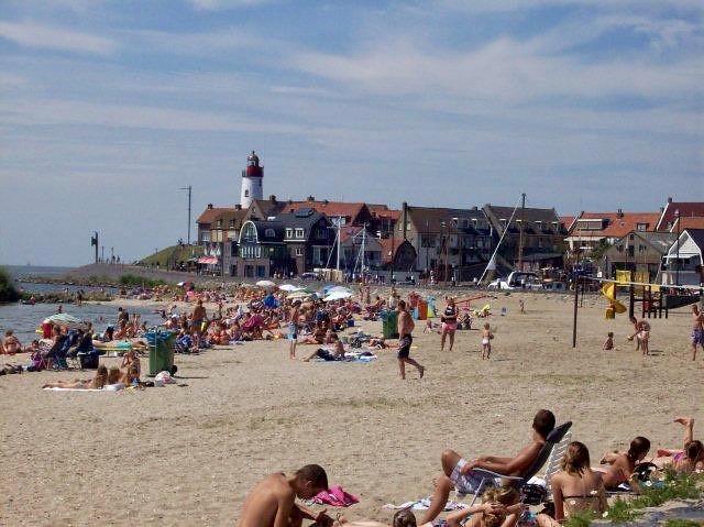 Strand van Urk