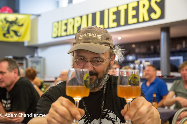 Bierpallieters - Weekend of Spontaneous Fermentation 2017