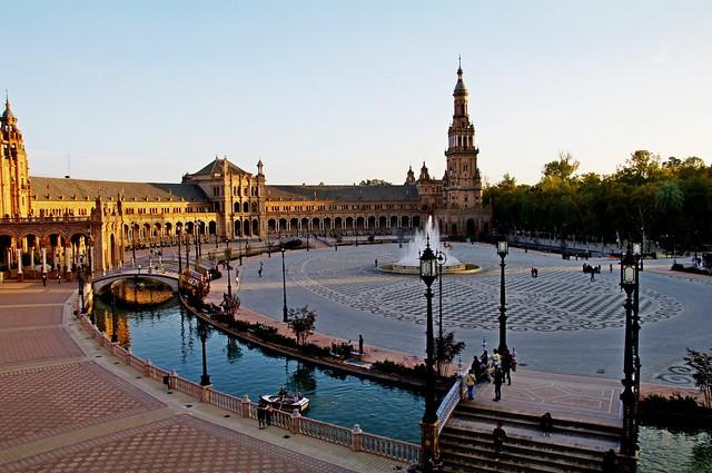 西班牙塞維爾廣場