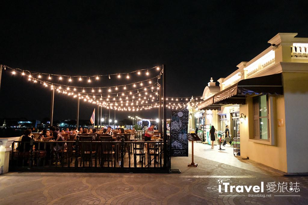 曼谷河岸美食餐厅 Larb Loi at Yodpiman River Walk (2)