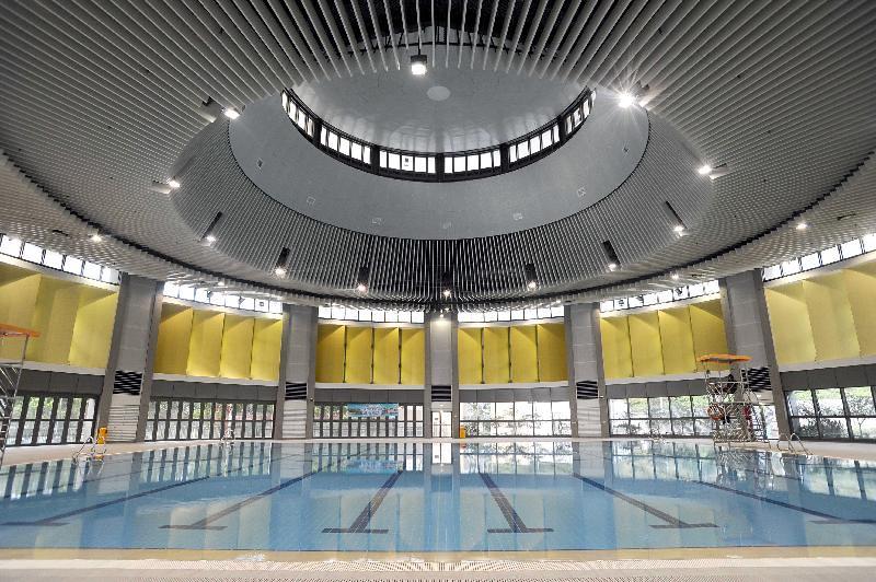 屯門西北游泳池 | 黃埔體育會