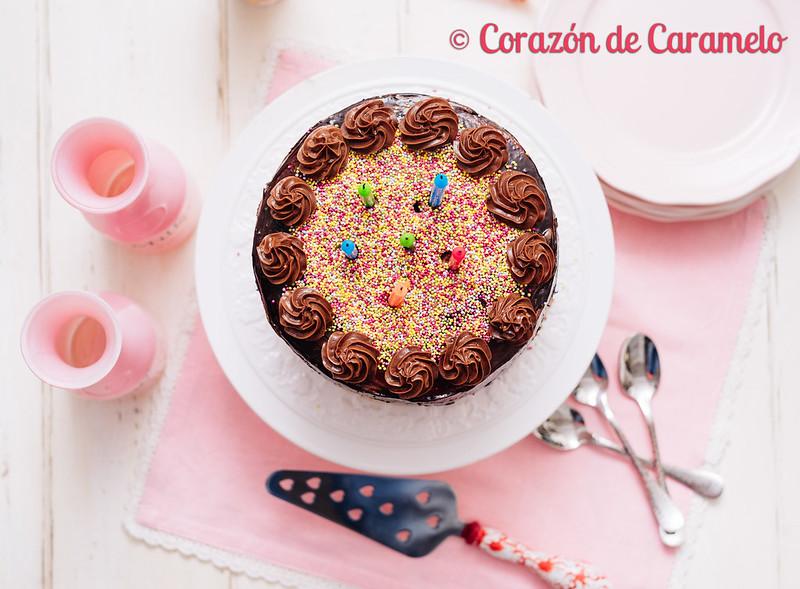 Layer Cake de Nutella