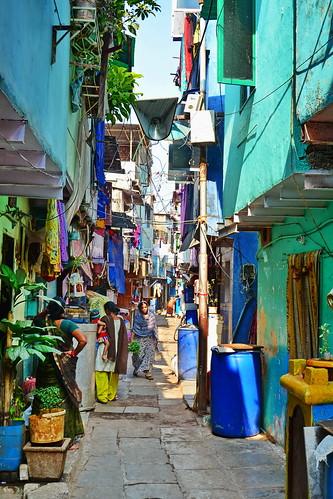 India - Maharashtra - Mumbai - Dharavi Slum - 31