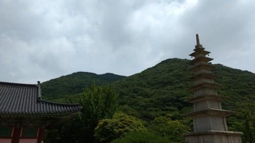 Three-storey pagoda