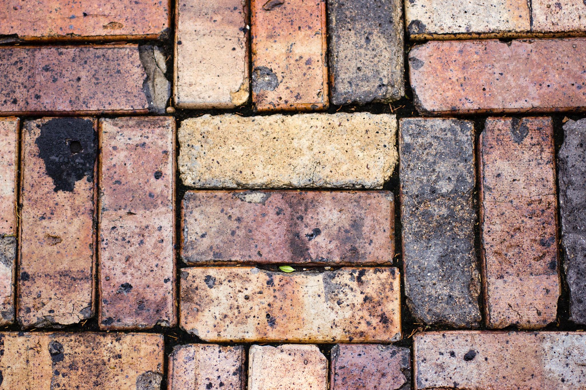 bricked pattern