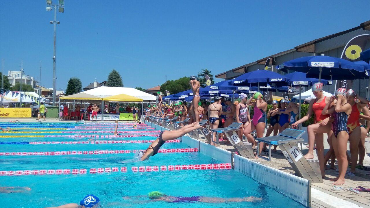 Campionati Italiani Nuoto Giovani UISP