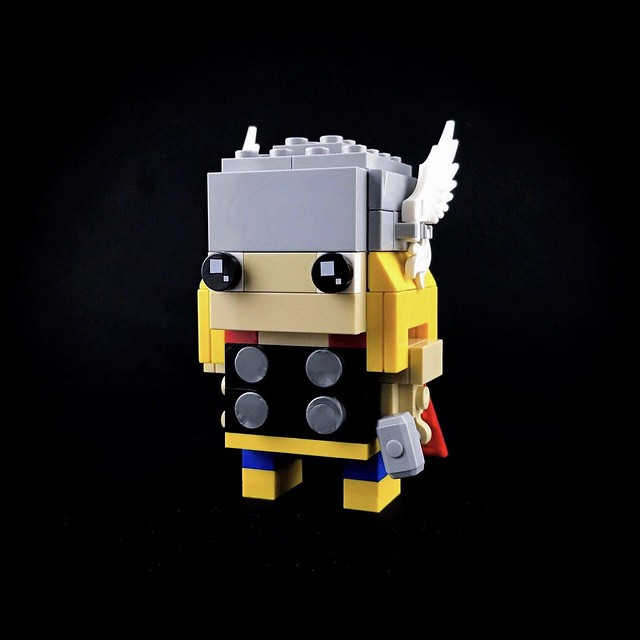 Brick Headz: Classic Thor