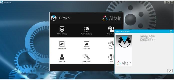 Download Altair FluxMotor 2017 Full Crack   CLICK TO
