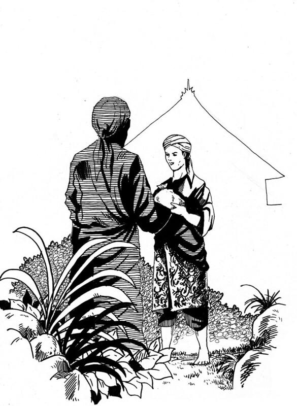 NABI KHIDIR, DONATUR PESANTREN MAMBAUS SHOLIHIN copy