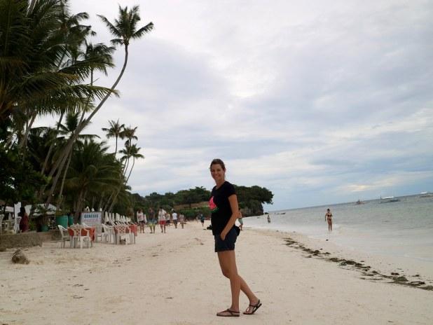 Playa de Alona beach