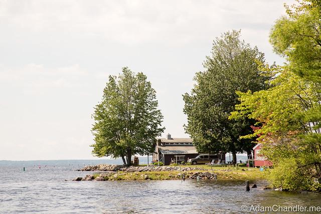 Sebago Lake, 2017
