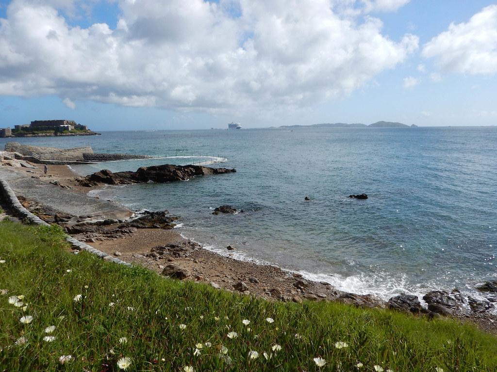 Soldiers Bay Guernsey Around Guides