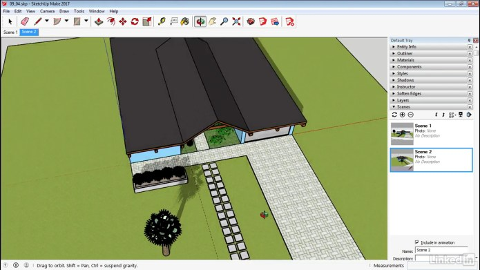 Learning SketchUp 2017 Essential by videos
