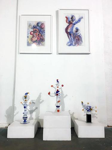 Milan Vobruba Minnesutställning