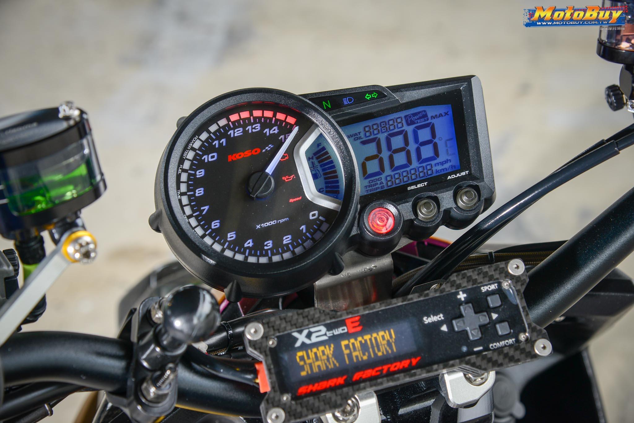 [夯車分享] 紅綠燈的焦點! YAMAHA BWSR 125   MotoBuy