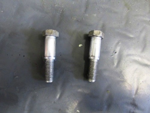 Cam Plate Bolts