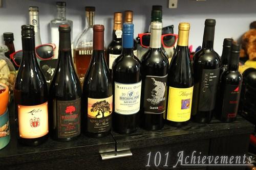 Wine Class Spring 2017