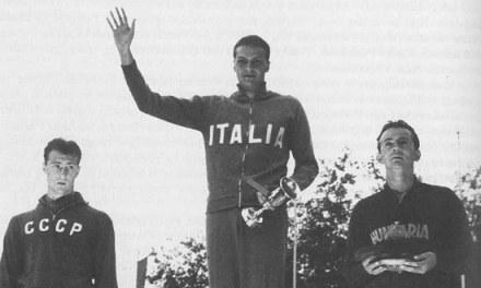 Storie di Nuoto: 1958 BUDAPEST, il primo oro Europeo dell'Italia