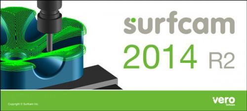 VERO SURFCAM V2014 R2 32bit 64bit full crack