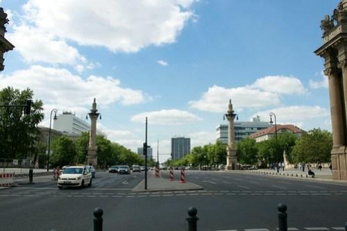 Die Straße des 17. Juni