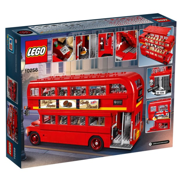 Lego Creator Expert 10258 London Bus Is The Latest