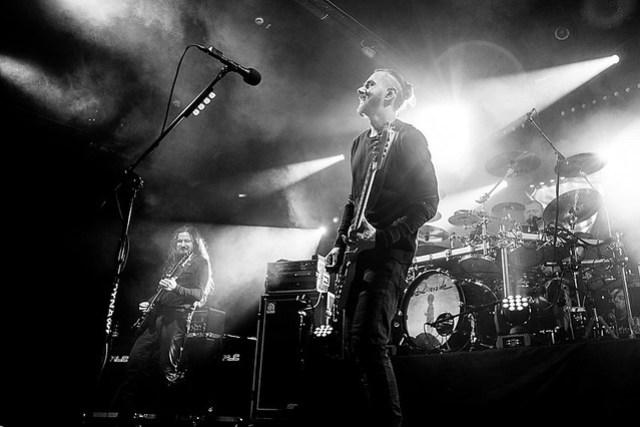 Riverside live in Cologne