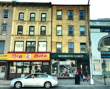Washington Street, Newark