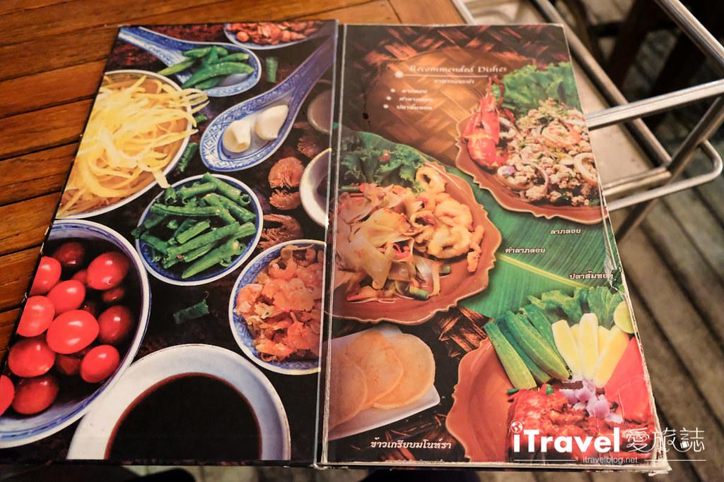 曼谷河岸美食餐厅 Larb Loi at Yodpiman River Walk (8)