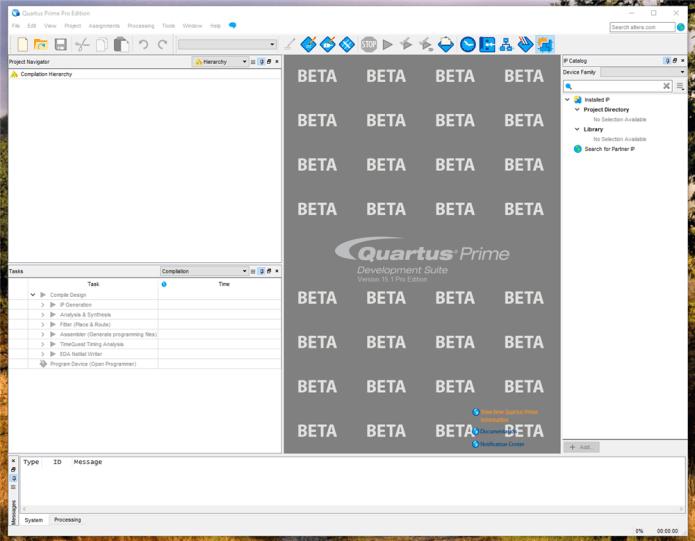 Design with Altera Quartus Prime 15.1 Design x64 full