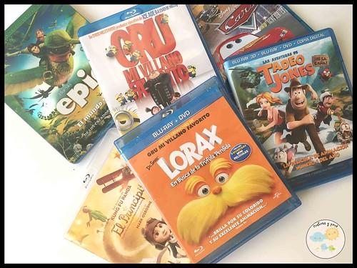 Películas para niños para ver en verano