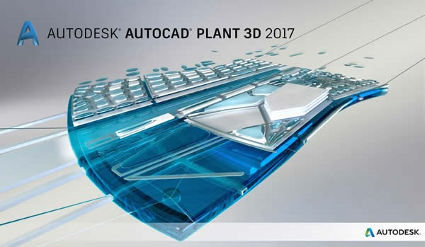 Autodesk AutoCAD Plant 3D 2017 SP1 64bit full license