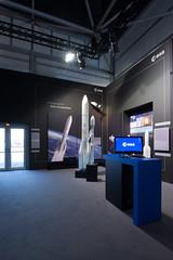 ESA Pavilion at Le Bourget 2017