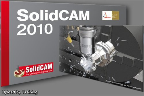SolidCAM 2010 SP4.0 for SolidWorks 2007-2012