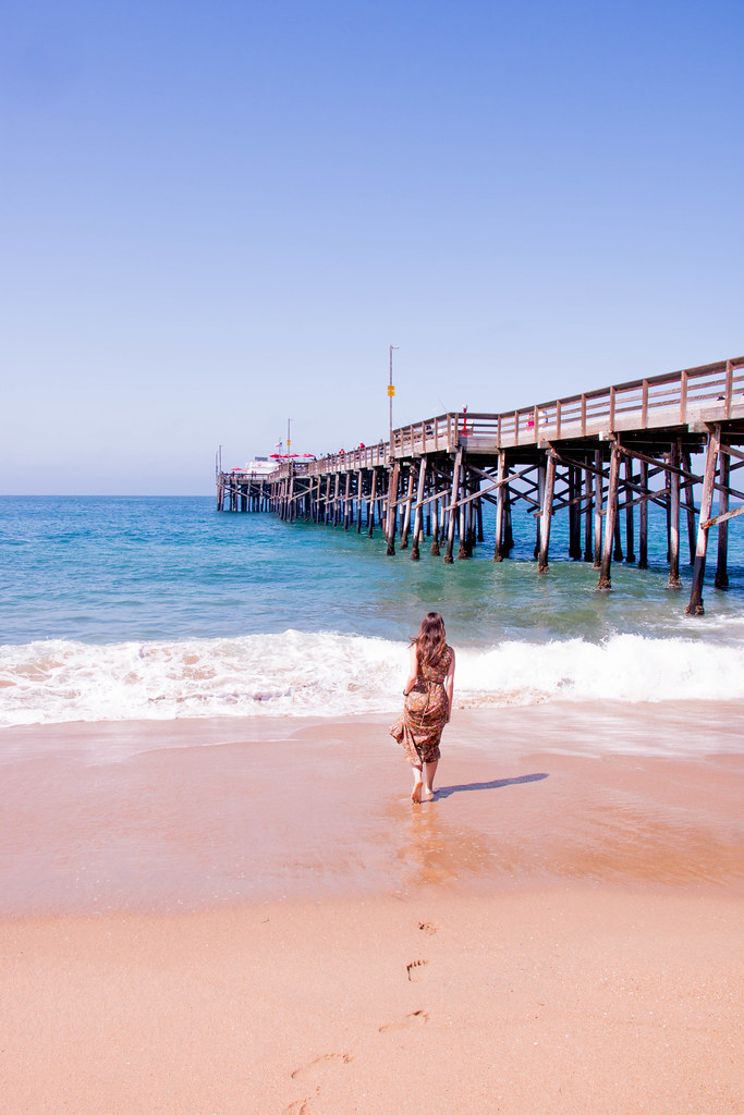 06.25. Balboa Pier and beach