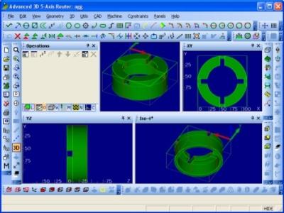 Design with AlphaCAM 2010 R1 full