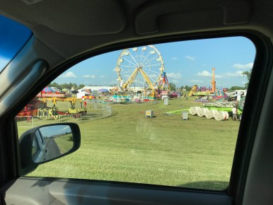 Uh oh, Carnies!