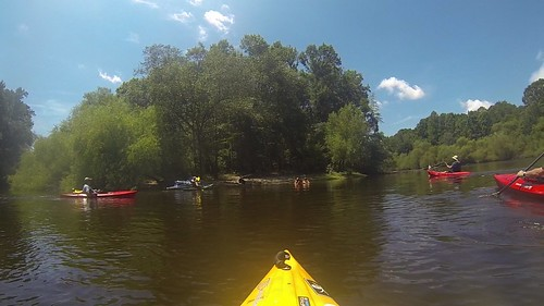 Edisto River Rope Swing and Beer Commercial Float-010