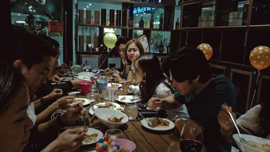 Rhea Bue Bday Celeb at Toast (2 of 4)