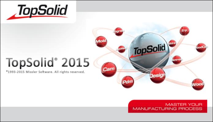TopSolid 2015 x86 x64 full
