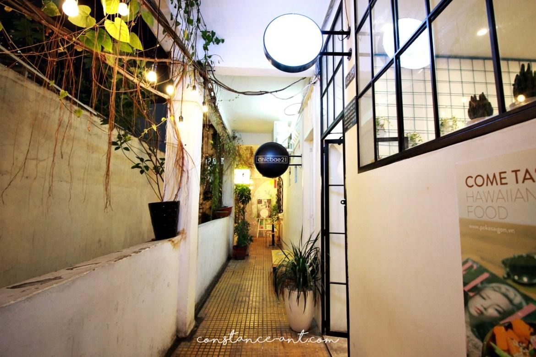 Cafe Apartment 18