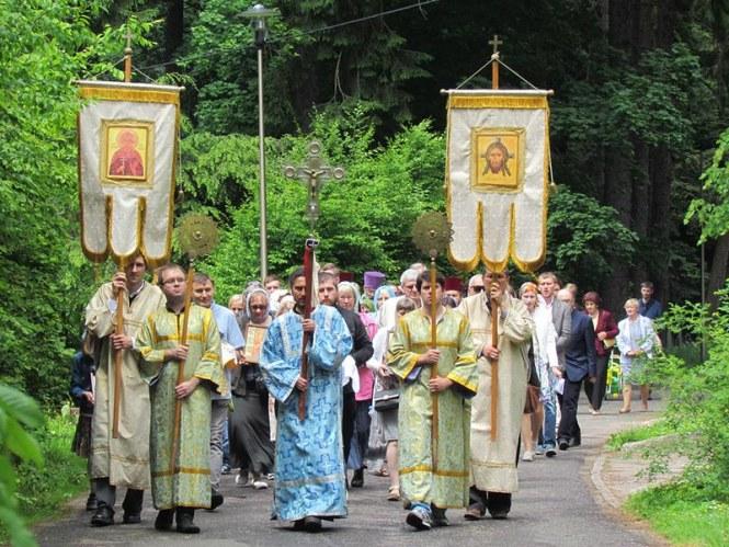 Хресна хода в Польщі, в м. Соколовсько - 2017 р.