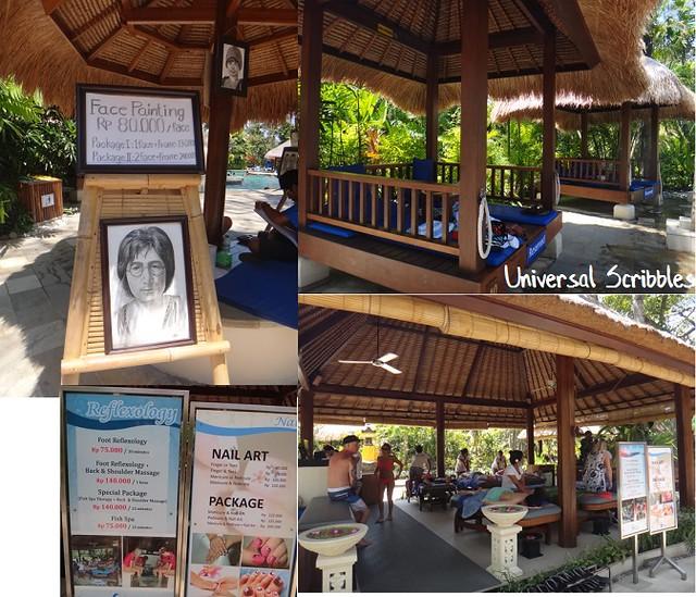 Waterbom Bali Services