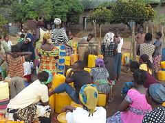 Kiyaya residents have finally access to clean water 1