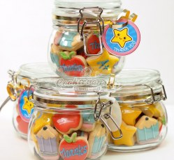 Thank you Teacher Gift Jars 2017