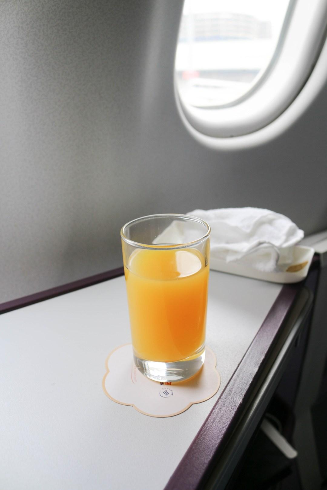 Pre departure drink
