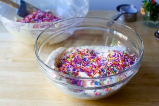 a lot of sprinkles